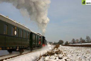 Nostalgiefahrten im Saarland: Museumseisenbahn Losheim am See