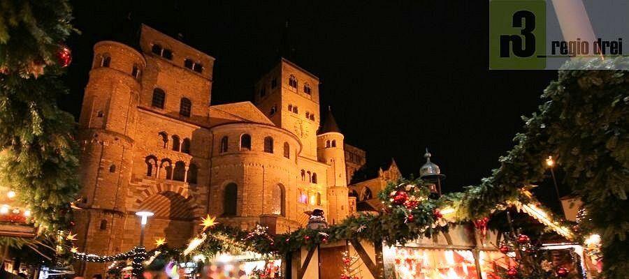 Weihnachtsmarkt Trier - Dom