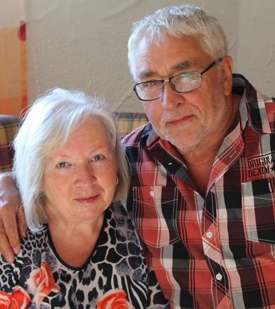 Lotte Weber und Heinz Günter Ginsbach. stellen auf regiodrei auch 2021 jeweils pro Monat ein Kochrezept aus der heimischen Küche vor. Foto: privat