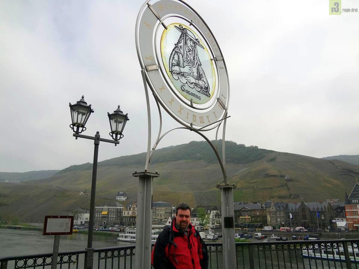 Wandern auf dem Moselsteig: Von Bernkastel-Kues nach Ürzig