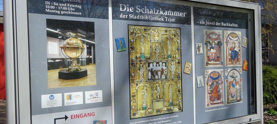 Trier, Schatzkammer