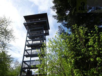"""Der Aussichtsturm """"Prinzenkopf"""" ist einer der schönsten Aussichtspunkte an der Mosel. Foto: Archiv/regiodrei"""