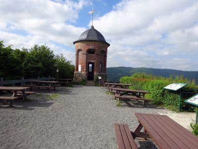 Der Collis-Turm. Foto: regiodrei (hb)