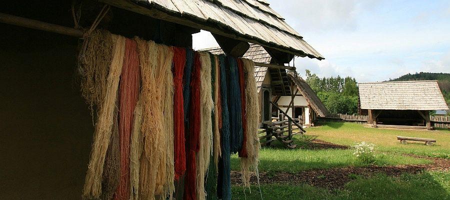 Beliebt bei den Besucherinnen und Besucher sind die Belebungstage Keltendorf mit den Hochwaldkelten.