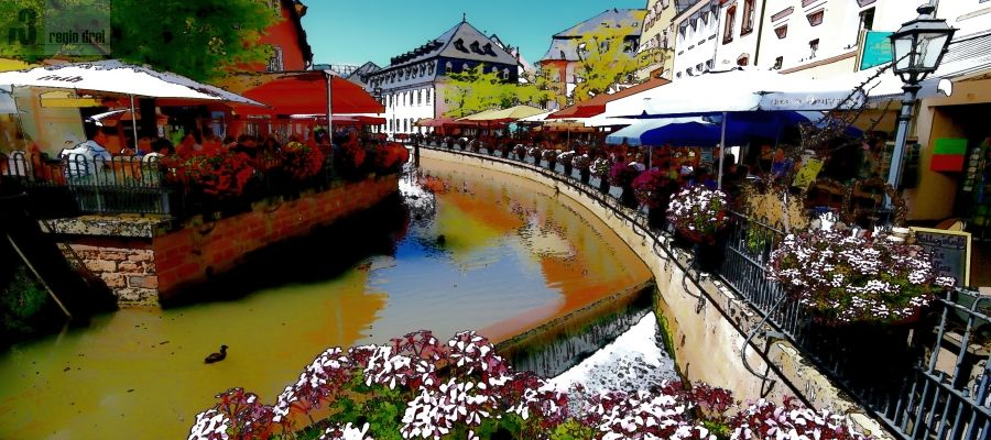 Saarburg an der Saar