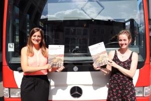 """In Trier wurde ein Leitfaden für """"Nachhaltige Veranstaltungen"""" präsentiert. Bildquelle: Trier Tourismus und Marketing GmbH (ttm)"""