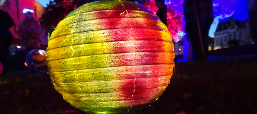 Lichtkunstfest Trier