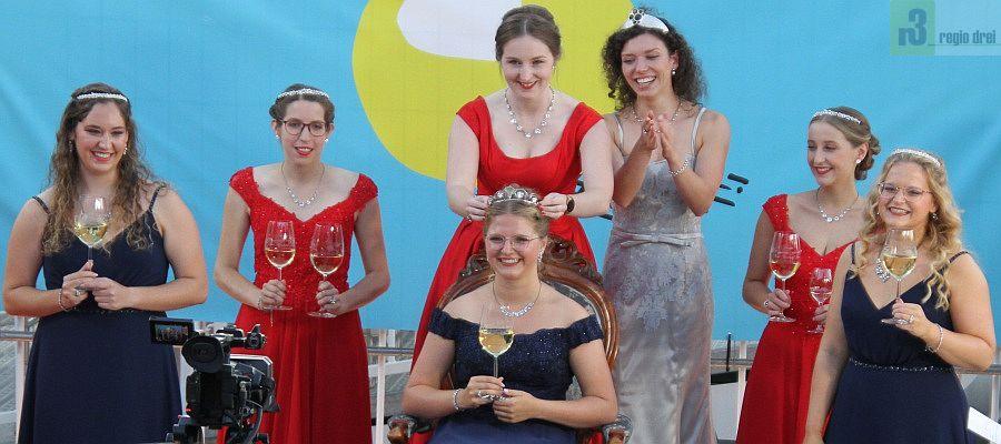 Kira Wüsten ist die neue Weinkönigin von Bernkastel-Kues